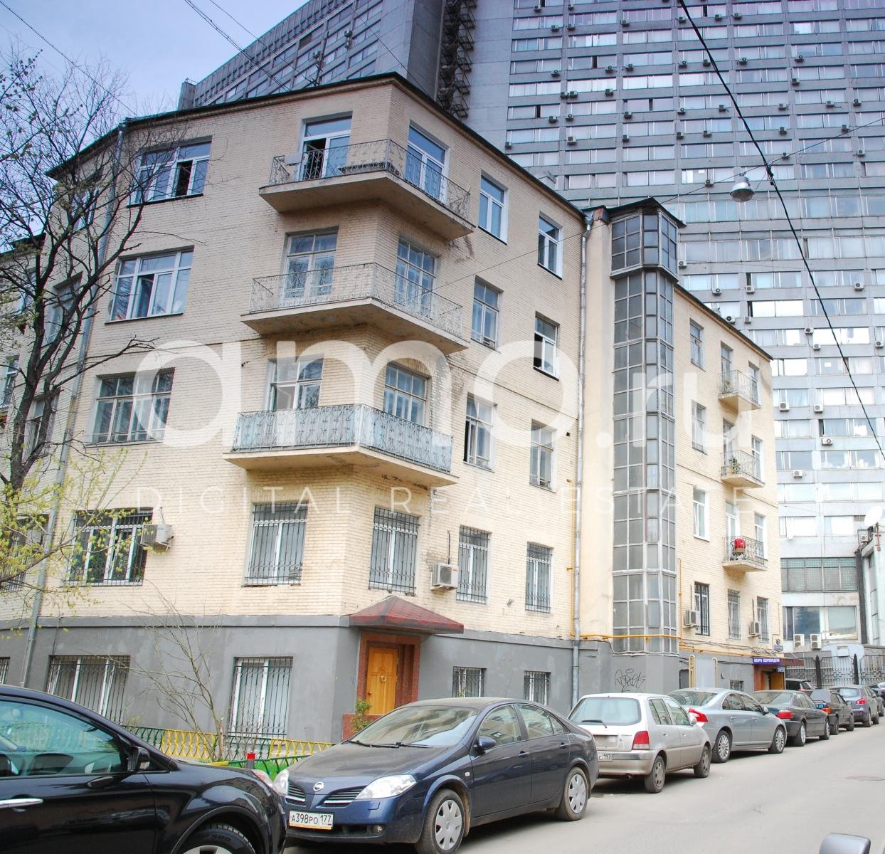 Арендовать офис Серебряный переулок Аренда офиса 60 кв Филевская 2-я улица